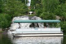 sightseeing boat : pontoon boat  Southland Commercial Pontoon Boats