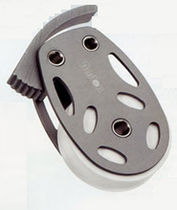 single flat cheek block with jamming cam for sailboats (max. rope ø : 16 mm) 82999 Barton Marine