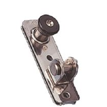 slider with swivel / pull button for sailboats R2581T RWO