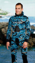 spearfishing wetsuit PACIFIC DIGITAL SPETTON