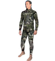 spearfishing wetsuit SEA GREEN ONE