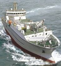 special vessel : cable ship (shipyard) 7800 DWT Keppel Shipyard