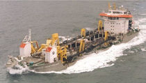 special vessel : trailing suction hopper dredger NB1030 - 33.500 DWT Shipyard DeHoop