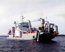 special vessel : cutter-suction dredger SSB 933 P S WERFTEN