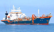 special vessel : trailing suction hopper dredger NB998 - 15.060 DWT Shipyard DeHoop