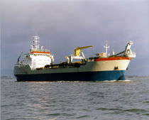special vessel : trailing suction hopper dredger LSB 931 | 4700 DWT P S WERFTEN