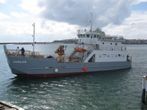 special vessel : work-barge LANDING VESSEL 30M Estaleiros Navais de Peniche