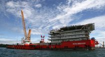 special vessel : work-barge  Nam Cheong Dockyard Sdn Bhd 