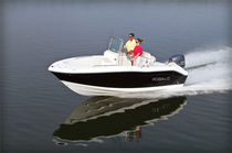 sport-fishing boat : outboard center console boat R180 Robalo