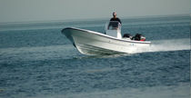 sport-fishing boat : outboard center console boat 24 FEET Al Dhaen Craft