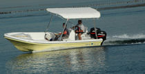 sport-fishing boat : outboard center console boat (T-Top) 20 FEET Al Dhaen Craft
