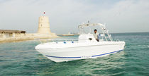sport-fishing boat : outboard center console boat (twin engine) SEADAN 240SF Al Dhaen Craft