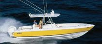sport-fishing boat : outboard center console boat (twin engine, T-Top) 300 CC Intrepid