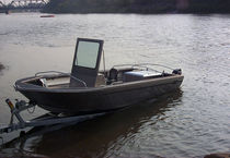 sport-fishing boat : center console (aluminium) TOMCAT Eagle Racing