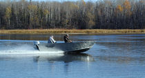 sport-fishing boat : center console (aluminium) 18 Lake Assault Custom Boats
