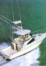sport-fishing boat : express-cruiser 36' SFX SPORT FISHERMAN Delta Boats
