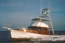 sport-fishing boat : flybridge express-cruiser 46' Wilbur