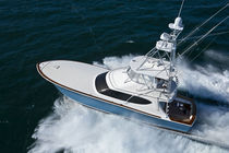 sport-fishing boat : flybridge luxury motor-yacht GT 63 Hatteras Yachts
