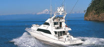 sport-fishing boat : flybridge luxury motor-yacht MARY P 88' SPORT Queenship