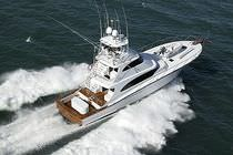sport-fishing boat : flybridge luxury motor-yacht KELSEY LEE McMullen & Wing