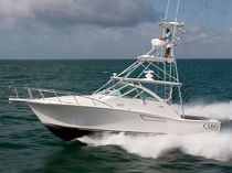sport-fishing boat : flybridge open express-cruiser (T,Top) 36 EX Cabo Yachts