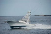 sport-fishing boat : flybridge open express-cruiser (T-Top, IPS POD) 35&amp;#x02032; EXPRESS Calyber Boatworks