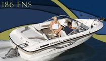 sport-fishing boat : in-board bow-rider runabout 186 FNS Reinell Boats