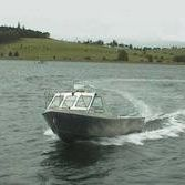 sport-fishing boat : in-board dual console boat (aluminium) 26' FISHING ABCO Industries Limited