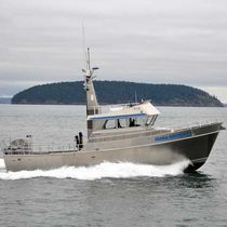 sport-fishing boat : luxury motor-yacht 55' COMBINATION Rozema Boats Works