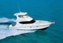 sport-fishing boat : luxury motor-yacht with flybridge (convertible) 50 CONVERTIBLE Silverton