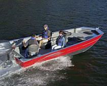 sport-fishing boat : open boat SPORTSMAN 2072 American Angler