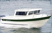 sport-fishing boat : outboard cabin-cruiser 2200 SPORTSMAN Sea Sport, Inc