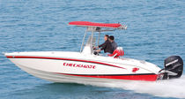sport-fishing boat : outboard center console boat (T-Top) SFX 250 Checkmate
