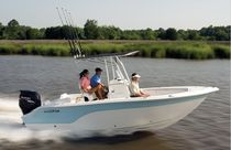 sport-fishing boat : outboard center console boat (T-Top) 216CC Sea Fox Boats