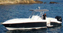 sport-fishing boat : outboard center console boat (twin engine) SEADAN 380 SF WAVEBREAKER Al Dhaen Craft