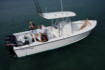 sport-fishing boat : outboard center console boat (twin engine, T-Top) 27 Albury Brothers Boats