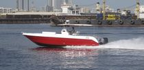 sport-fishing boat : outboard center console boat (twin engine, T-Top) 35FT  O2 Marine LLC