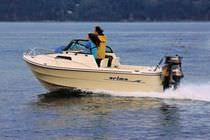 sport-fishing boat : outboard day-cruiser SEA EXPLORER 16 Arima