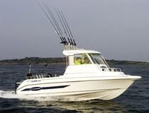 sport-fishing boat : outboard walkaround 620 FC SALMON Crescent