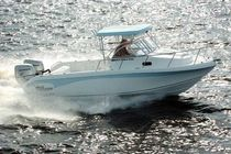 sport-fishing boat : outboard walkaround 2400WA Sea Chaser