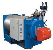 steam generator for ship tank cleaning GMT S-Man