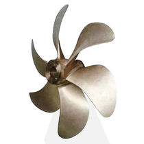 surface piercing boat propeller (6 blades) ROLLA Twin Disc
