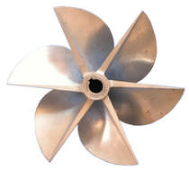 surface piercing boat propeller (6 blades)  ZHENJIANG TONGZHOU PROPELLER CO., LTD.
