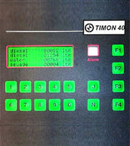 tank level indicator for ships (digital) TIMON TILSE Industrie- und Schiffstechnik