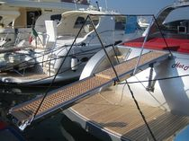 telescopic boat gangway (remotely controlled) TAURUS Pin-craft