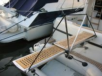 telescopic boat gangway (remotely controlled) AQUARIUS  Pin-craft