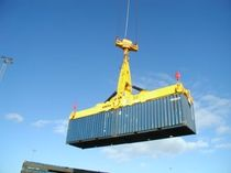 telescopic container spreader (for mobile harbour crane) 45' ( CH 6600 ) VDL Containersystemen