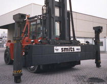 telescopic container spreader (for empty container handler) 20'-40' ( ECH 2200 HD ) VDL Containersystemen