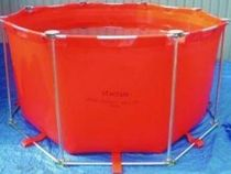 temporary storage tank for liquids (with frame)  Darcy Spillcare Manufacture