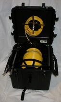 tether / umbilical management system for ROV MANUAL REEL  Seamor Marine